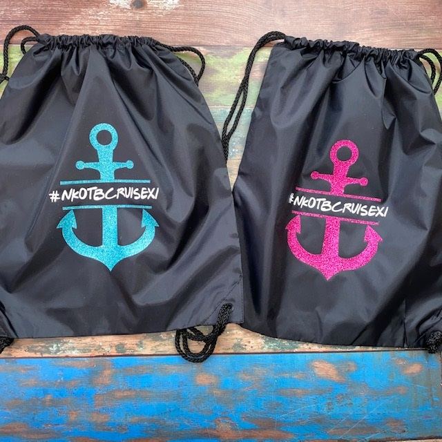 Cruise Xl Anchor Cinch Sac