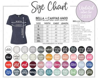 Bella Brand Ladies T Shirt