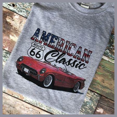 American Classic Corvette