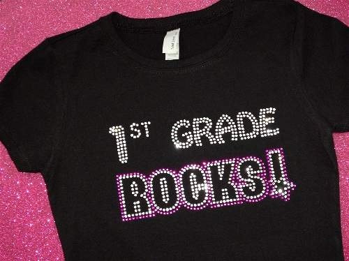 First Grade ROCKS!