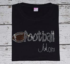Football Mom, Nana, Grandma, Mimi...your choice.