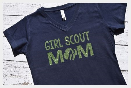 Girl Scout Mom