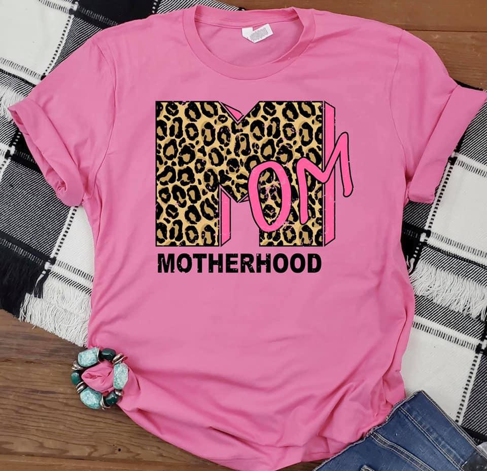 MOTHERHOOD-Leopard
