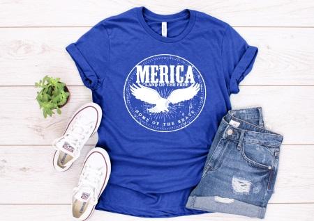 MERICA...Eagle