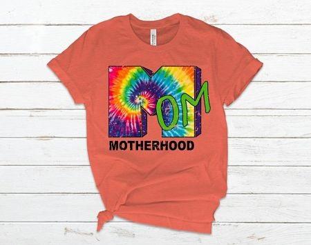 MOTHERHOOD-Tie Dye