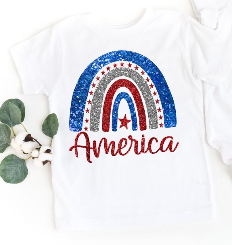 America Rainbow-Kids