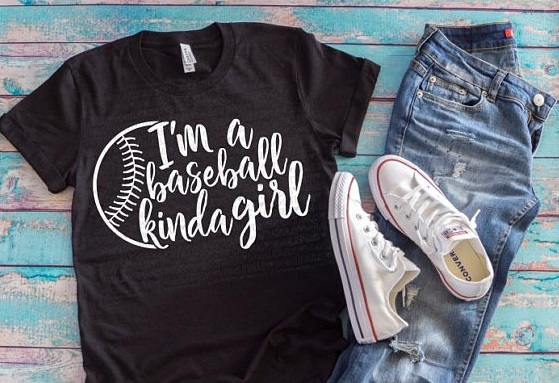 I'm A Baseball Kinda Girl