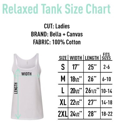 Relaxed Tank