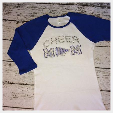 Cheer Mom Raglan