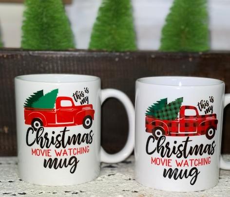Christmas Movie Mugs