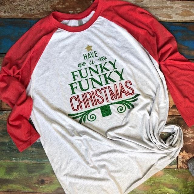 Funky Funky Christmas...(tree)