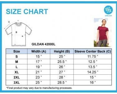 Gildan Ladies Performance Shirt