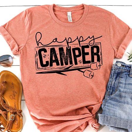 Happy Camper S'mores
