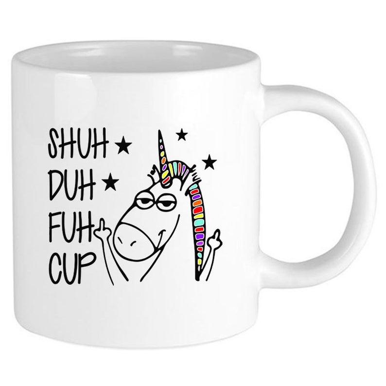 SHUH DUH FUH CUP-Mug
