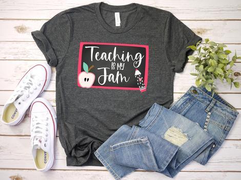Teaching is my Jam (color)