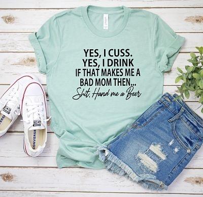 Yes I Cuss